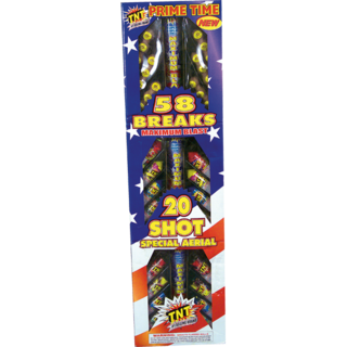 500 Gram Firework Reloadable Prime Time