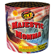 500 Gram Firework Fountain Majestic Momma Thumbnail 1