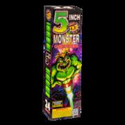 500 Gram Firework Reloadable Monster 5 Inch Canister Shells Thumbnail 1