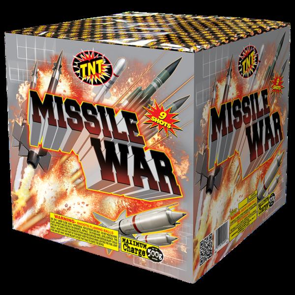 500 Gram Firework Supercenter Missile War