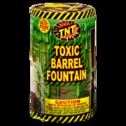 Firework Fountain Toxic Barrel Fountain Thumbnail 1