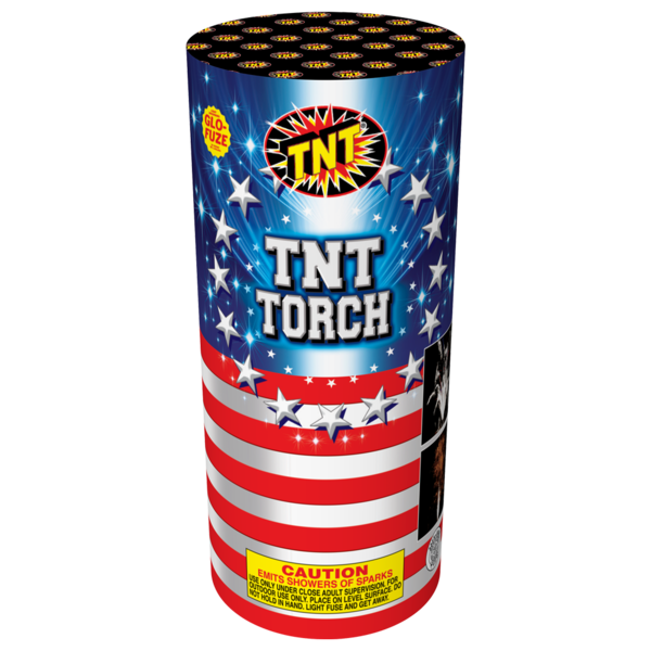 Firework Fountain Tnt Torch