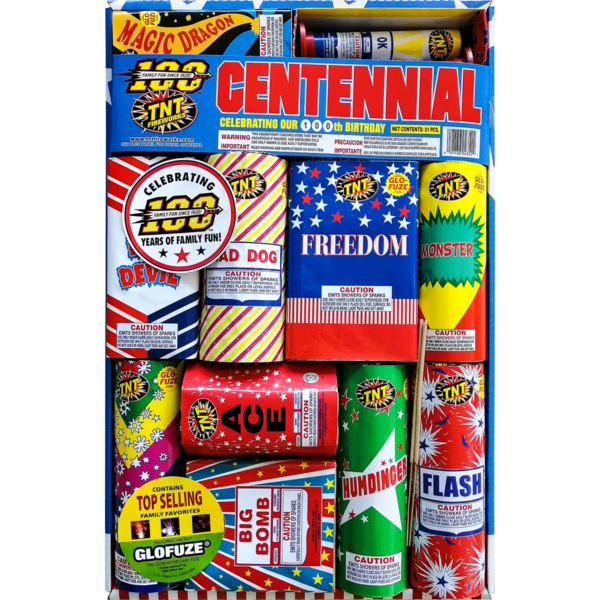 Firework Assortment Centennial   California