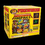 Firework Assortment Maximum Impact Box Thumbnail 1