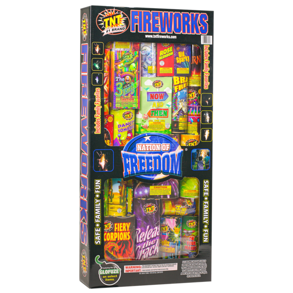 Firework Assortment Nation Of Freedom
