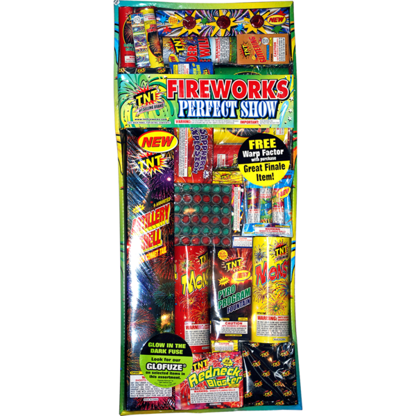 Firework Assortment Perfect Show C  J10