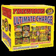 Firework Assortment Ultimate Charge Box Thumbnail 1