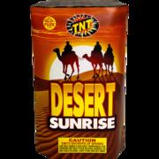 500 Gram Firework Fountain Desert Sunrise Thumbnail 1