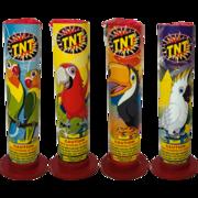 Firework Fountain Tropical Birds Fountain Thumbnail 1