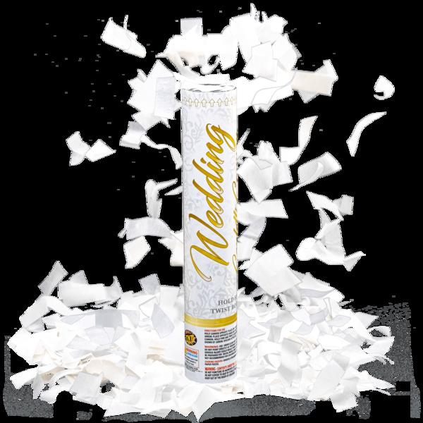 Firework Novelty Sparkler Wedding Confetti Cannon