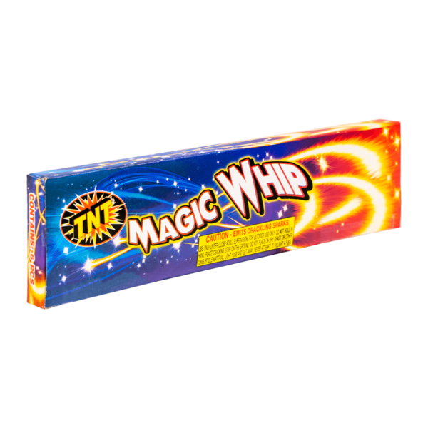 Firework Novelty Sparkler Magic Whip