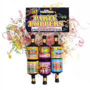Firework Novelty Sparkler Party Poppers 6 Pk 4 Pdqs J14 Thumbnail 1