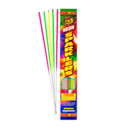 Firework Novelty Sparkler #20 Neon Sparklers Thumbnail 1
