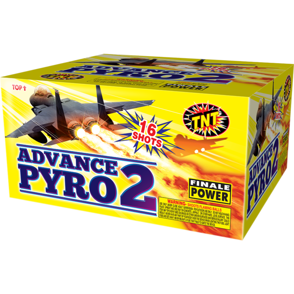 500 Gram Firework Aerial Finale Advance Pyro 2