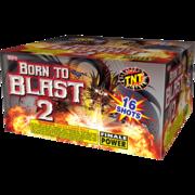 500 Gram Firework Aerial Finale Born To Blast 2  18 Shot Thumbnail 1