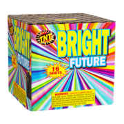500 Gram Firework Supercenter Bright Future   16 Shot Thumbnail 1