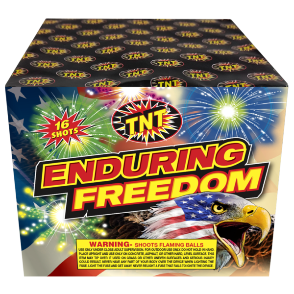 Firework Supercenter Enduring Freedom