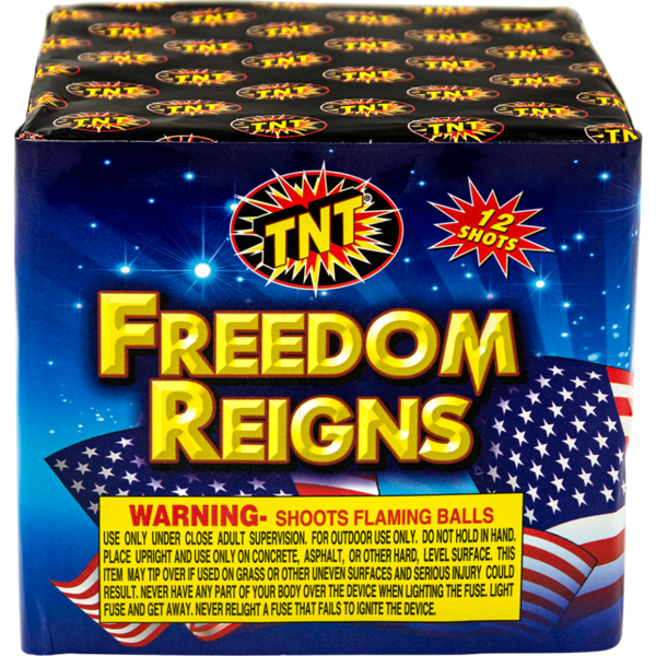 Firework Supercenter Freedom Reigns