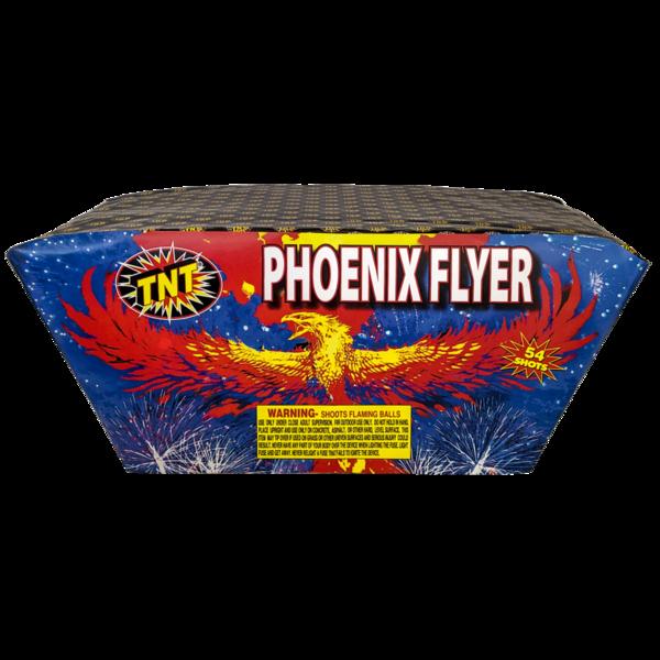 500 Gram Firework Aerial Finale Phoenix Flyer