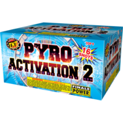 500 Gram Firework Aerial Finale Pyro Activation 2 Thumbnail 1