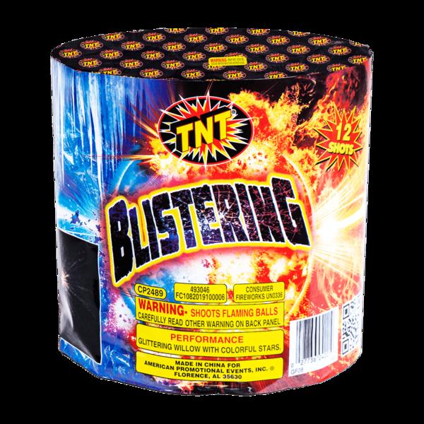 Firework Supercenter Blistering