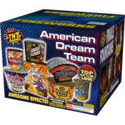 Firework Assortment American Dream Team Thumbnail 1