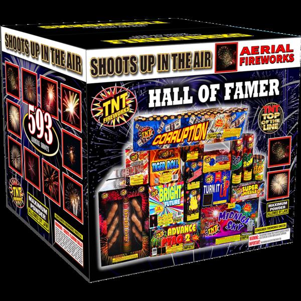 Firework Assortment Hall Of Famer