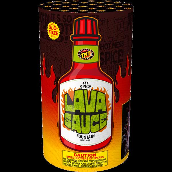 Firework Supercenter Lava Sauce