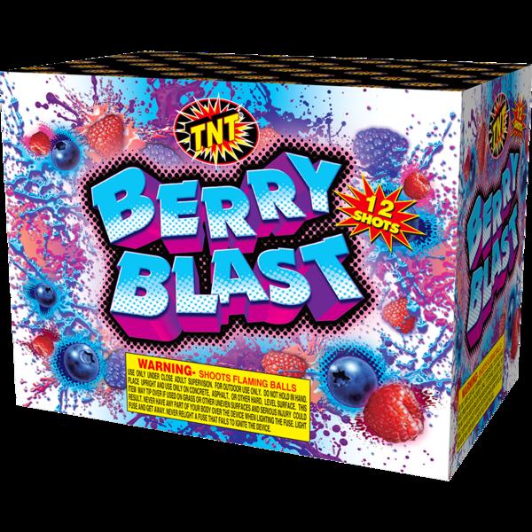Firework Supercenter Berry Blast