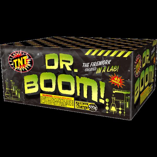 500 Gram Firework Supercenter Dr. Boom