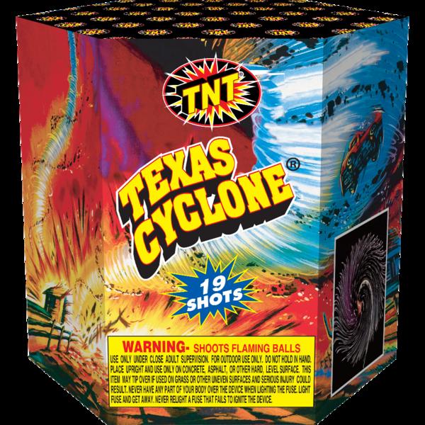 Firework Supercenter Texas Cyclone