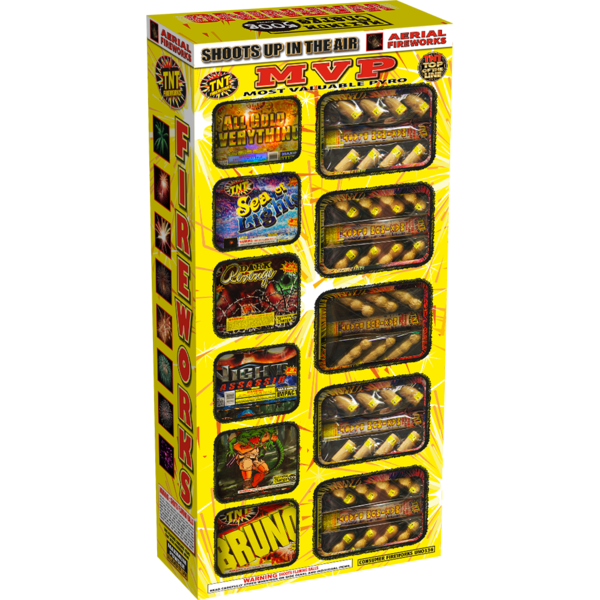 Firework Aerial Finale Mvp Most Valuable Pyro