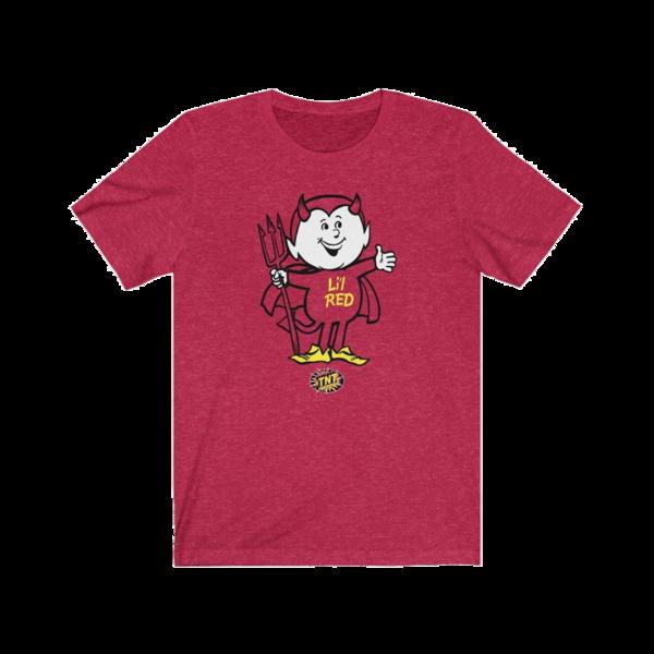 Firework TNT Merchandise Vintage Red Devil T Shirt