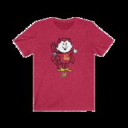 Firework TNT Merchandise Vintage Red Devil T Shirt Thumbnail 1