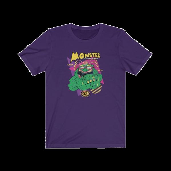 Firework TNT Merchandise 90's Throwback Vintage Monster T Shirt