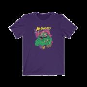 Firework TNT Merchandise 90's Throwback Vintage Monster T Shirt Thumbnail 1