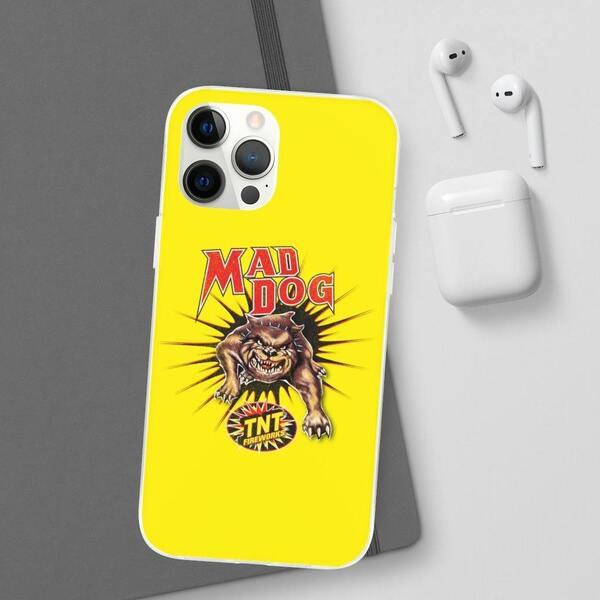 Firework TNT Merchandise Mad Dog Phone Case