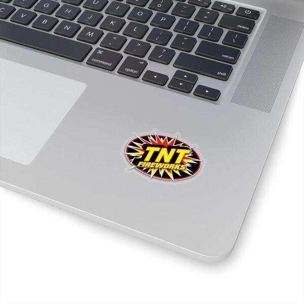 Firework TNT Merchandise Tnt Brand Sticker