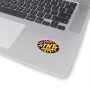 Firework TNT Merchandise Tnt Brand Sticker Thumbnail 1
