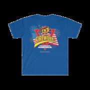 Firework TNT Merchandise Flag & Fireworks   Celebrate America Thumbnail 1