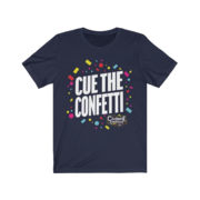 Firework TNT Merchandise Cue The Confetti T  Shirt Thumbnail 1