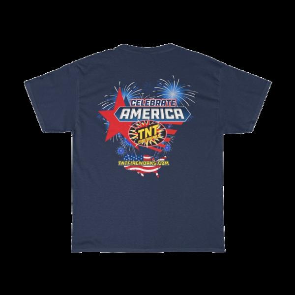 Firework TNT Merchandise Celebrate America Usa T Shirt