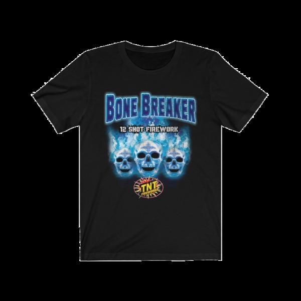 Firework TNT Merchandise Bone Breaker T Shirt