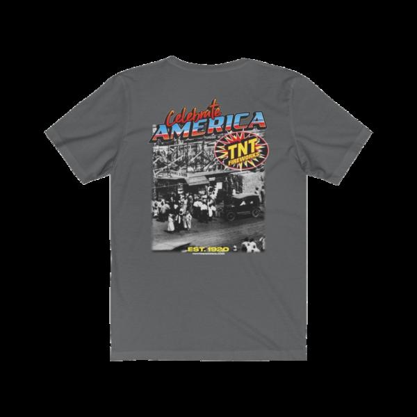 Firework TNT Merchandise 1920 Retro Tnt Fireworks Stand T Shirt