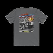 Firework TNT Merchandise 1920 Retro Tnt Fireworks Stand T Shirt Thumbnail 1