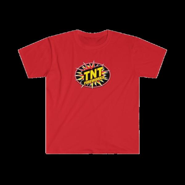 Firework TNT Merchandise Brand T Shirt