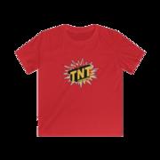Firework TNT Merchandise Kids Vintage Tnt Logo T  Shirt Thumbnail 1