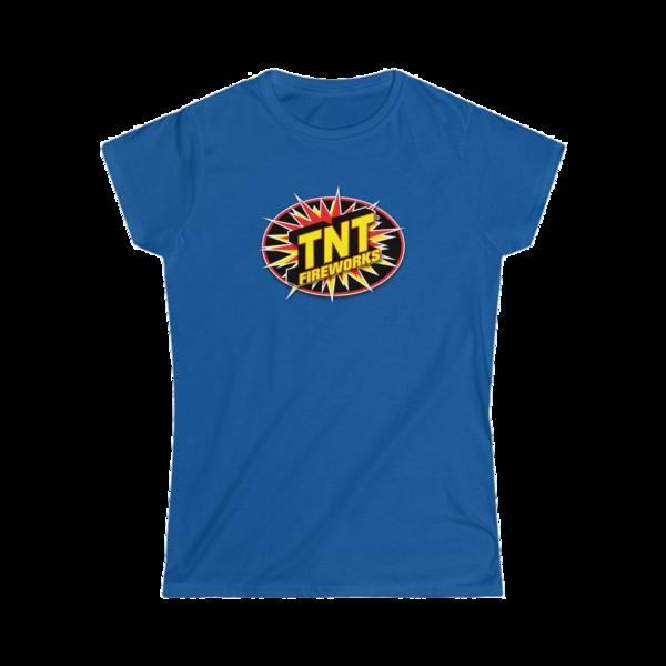 Firework TNT Merchandise Women's Softstyle Tnt Fireworks T Shirt