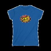 Firework TNT Merchandise Women's Softstyle Tnt Fireworks T Shirt Thumbnail 1