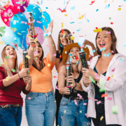 Firework Novelty Sparkler Celebration Confetti Cannon Thumbnail 3